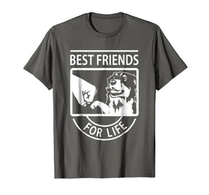 Funny shirts V-neck Tank top Hoodie sweatshirt usa uk au ca gifts for Australian Shepherd - Best Friend For Life T-shirt 1654081