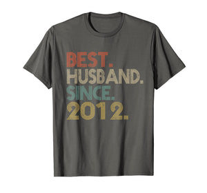 Mens 7th Wedding Anniversary Gifts Best Husband Since 2012