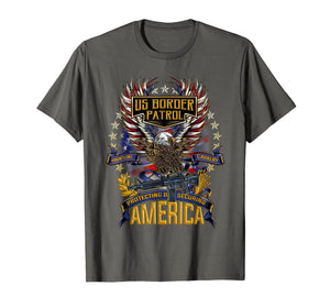 Funny shirts V-neck Tank top Hoodie sweatshirt usa uk au ca gifts for US Border Patrol & Customs Protection Security T Shirt 3154685