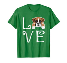 Load image into Gallery viewer, Funny shirts V-neck Tank top Hoodie sweatshirt usa uk au ca gifts for Boxer Love Dog Owner Boxer Puppy T-Shirt 1544312
