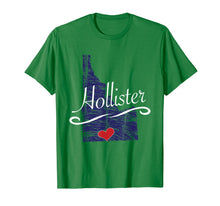 Load image into Gallery viewer, Funny shirts V-neck Tank top Hoodie sweatshirt usa uk au ca gifts for Hollister Idaho TShirt | Cute Adult Youth Tee - City State 225386