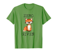 Load image into Gallery viewer, Funny shirts V-neck Tank top Hoodie sweatshirt usa uk au ca gifts for Zero Fox Given Funny Fox Shirt With Hipster Nerd Glasses 1285210