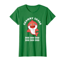 Load image into Gallery viewer, Funny shirts V-neck Tank top Hoodie sweatshirt usa uk au ca gifts for Grammy Shark Doo Doo T-Shirt Funny Kids Video Baby Daddy 1538771
