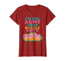 Load image into Gallery viewer, Funny shirts V-neck Tank top Hoodie sweatshirt usa uk au ca gifts for im aunt really dont play doh shirt by your Tshirt 2319436