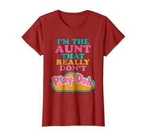 Funny shirts V-neck Tank top Hoodie sweatshirt usa uk au ca gifts for im aunt really dont play doh shirt by your Tshirt 2319436