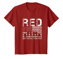 Load image into Gallery viewer, Funny shirts V-neck Tank top Hoodie sweatshirt usa uk au ca gifts for Red Friday Military T-shirt Remember Everyone Deployed Tee 1230761