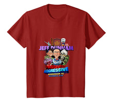 Load image into Gallery viewer, Funny shirts V-neck Tank top Hoodie sweatshirt usa uk au ca gifts for Jeff Dunham Birmingham, AL Shirt 1485729