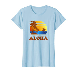 Funny shirts V-neck Tank top Hoodie sweatshirt usa uk au ca gifts for Vintage Hawaiian Islands Aloha T Shirt Family Vacation 1390627