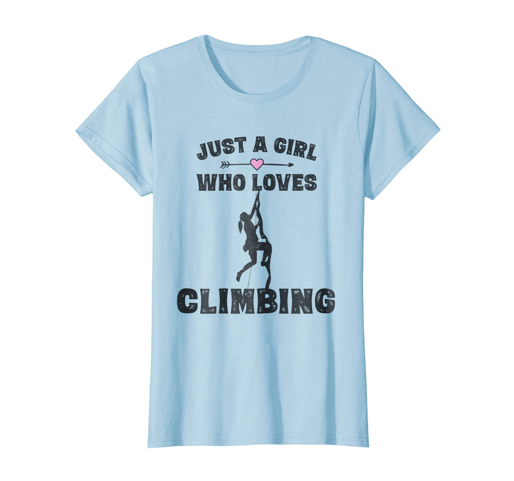 Funny shirts V-neck Tank top Hoodie sweatshirt usa uk au ca gifts for Funny Rock Climbing Shirt Climber Gifts for Girls 1669487
