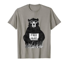 Load image into Gallery viewer, Funny shirts V-neck Tank top Hoodie sweatshirt usa uk au ca gifts for Free Hugs from Grizzly Bear T-Shirt 1052527