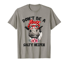 Load image into Gallery viewer, Funny shirts V-neck Tank top Hoodie sweatshirt usa uk au ca gifts for Womens Don't Be A Salty Heifer Shirt Heifer Cow Lover T Shir 1635718