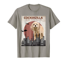 Load image into Gallery viewer, Funny shirts V-neck Tank top Hoodie sweatshirt usa uk au ca gifts for Cockerzilla Funny Cocker Spaniel T-Shirt | Dog Lovers Gift 1660976