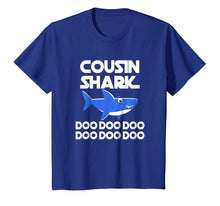 Load image into Gallery viewer, Funny shirts V-neck Tank top Hoodie sweatshirt usa uk au ca gifts for Cousin Shark Doo Doo Doo T-Shirt | Matching Family Shirt 1633846