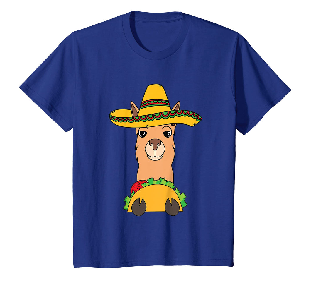 Funny shirts V-neck Tank top Hoodie sweatshirt usa uk au ca gifts for Llama Eating Taco Shirt | Cool Mexican Alpaca Funny Gift 1999717