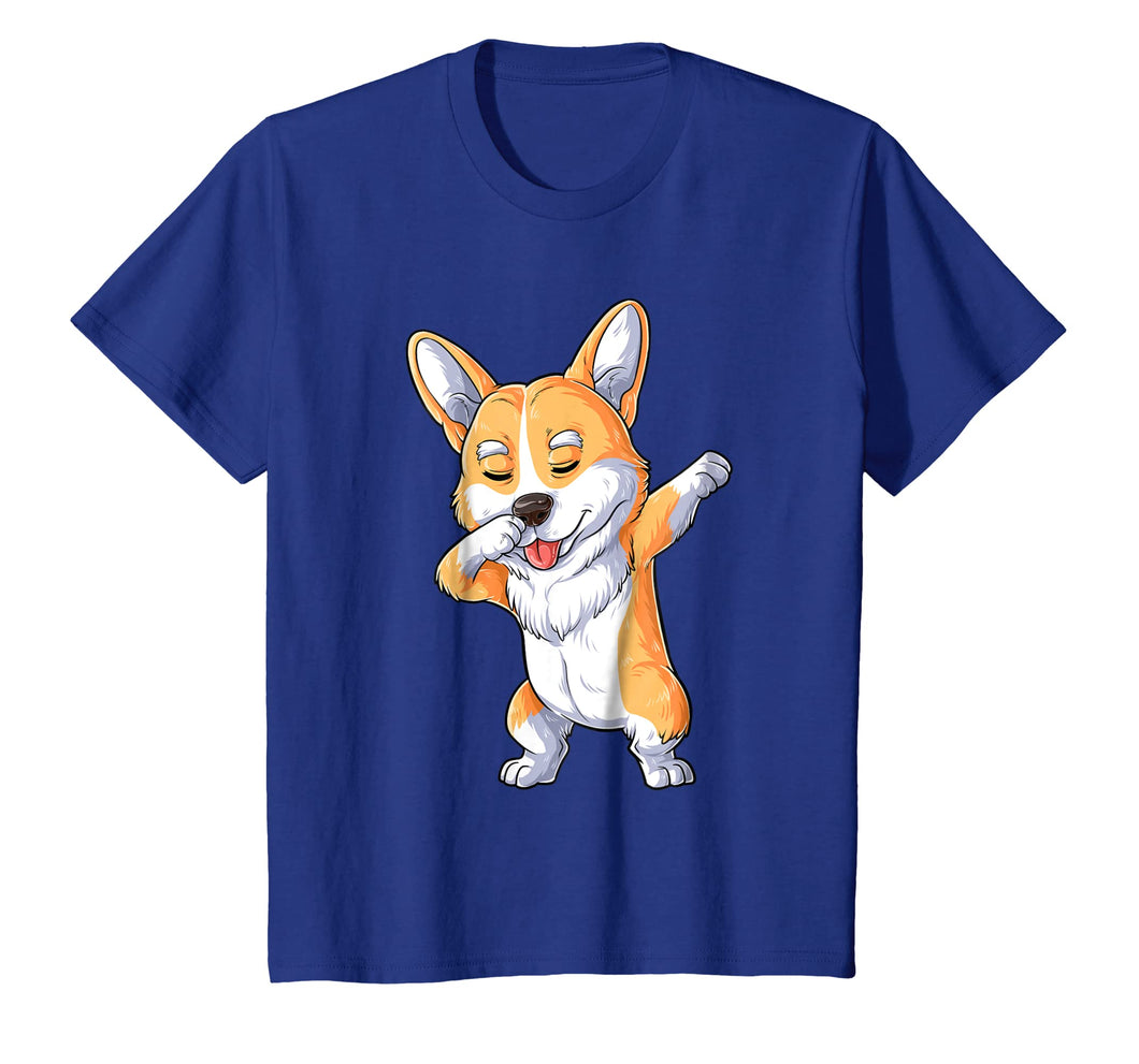 Funny shirts V-neck Tank top Hoodie sweatshirt usa uk au ca gifts for Dabbing Corgi T shirt Kids Women Funny Welsh Dab Dance Gifts 1485874