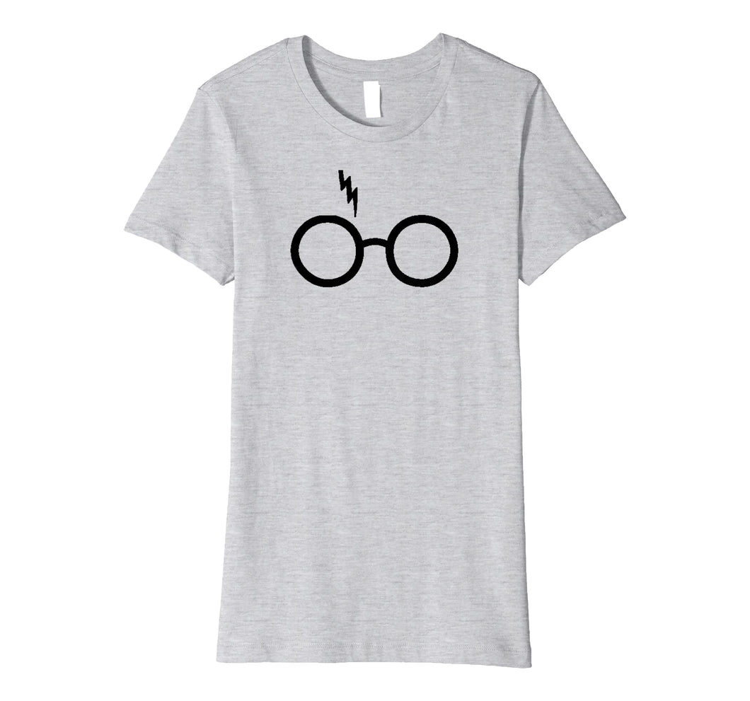 Funny shirts V-neck Tank top Hoodie sweatshirt usa uk au ca gifts for Harry Pawter Cute Glasses Potter Scar Tshirt Lightning 1240002