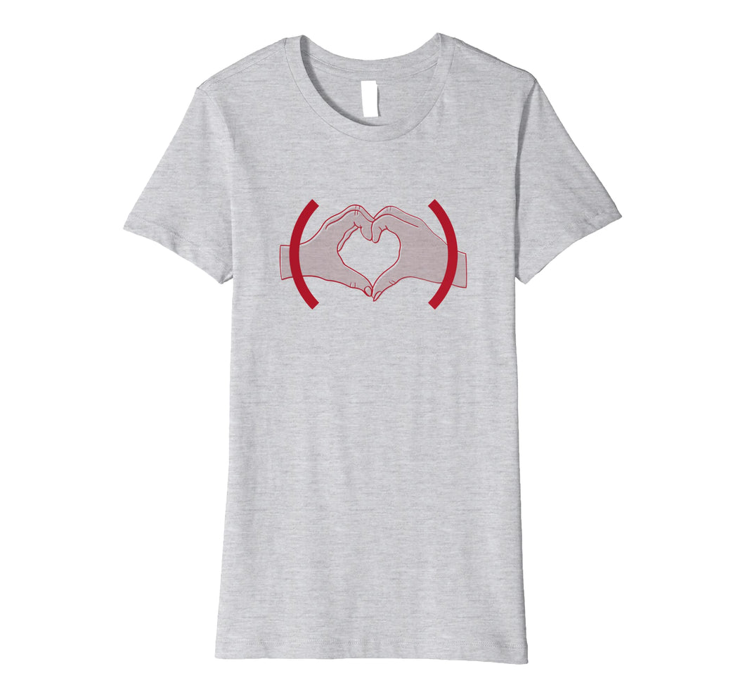 Funny shirts V-neck Tank top Hoodie sweatshirt usa uk au ca gifts for (PRODUCT)RED Heart Hands T-shirt 1363225