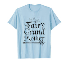 Load image into Gallery viewer, Funny shirts V-neck Tank top Hoodie sweatshirt usa uk au ca gifts for Mother's Day Shirt, Fairy Grand Mother T-shirt Grandma Tee, 1407100