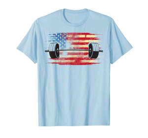 Funny shirts V-neck Tank top Hoodie sweatshirt usa uk au ca gifts for American Flag Gym and Fitness T-shirt | Weight Lifting Gift 1023600