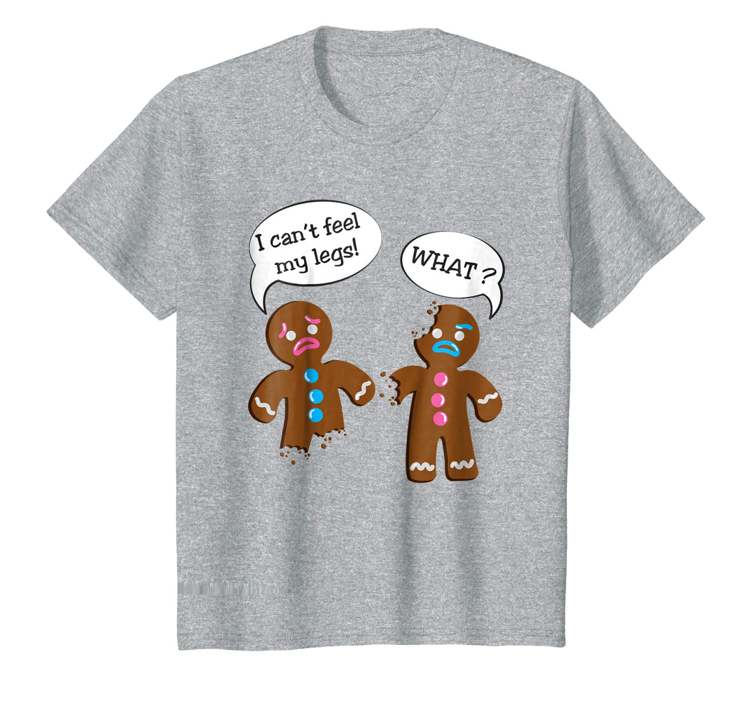 Funny shirts V-neck Tank top Hoodie sweatshirt usa uk au ca gifts for Funny Gingerbread Men Christmas Shirt 1157973
