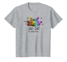 Load image into Gallery viewer, Funny shirts V-neck Tank top Hoodie sweatshirt usa uk au ca gifts for Uni-cat unicorn cat meowgical t shirt - cute kitten shirt 2980773