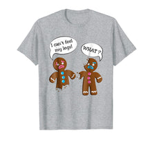 Load image into Gallery viewer, Funny shirts V-neck Tank top Hoodie sweatshirt usa uk au ca gifts for Funny Gingerbread Men Christmas Shirt 1157973