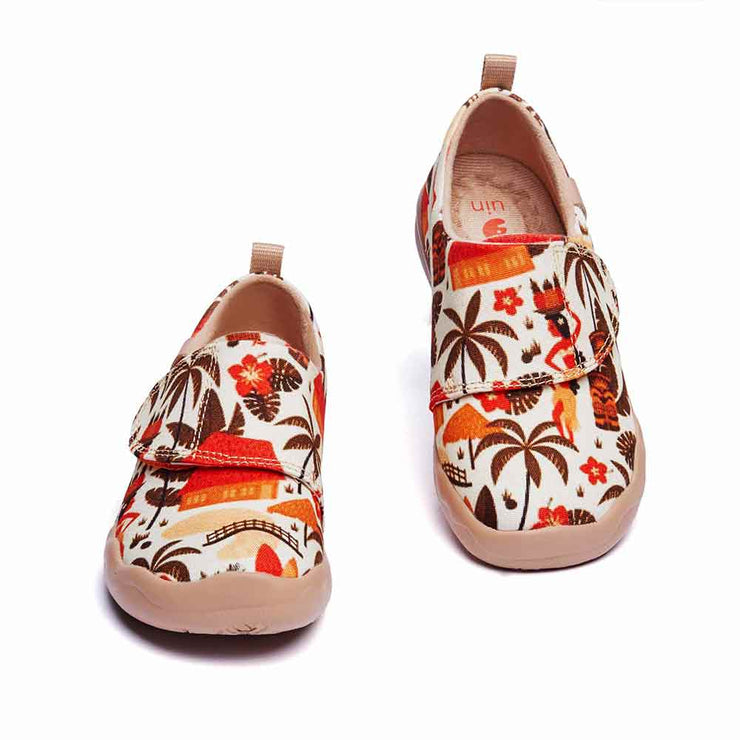 UIN Footwear Kid Island Days Canvas loafers