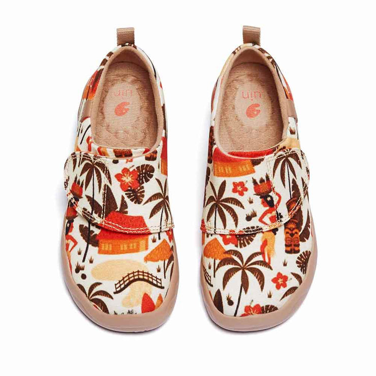 UIN Footwear Kid Island Days Kid Canvas loafers