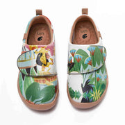 UIN Footwear Kid (Pre-sale) Royal Queen Kid Canvas loafers