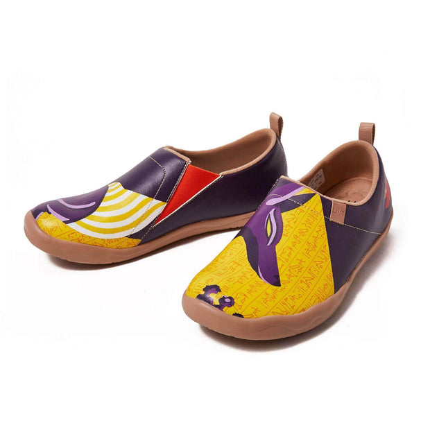 UIN Footwear Men (Pre-sale) Anubis Canvas loafers