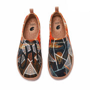 UIN Footwear Men (Pre-sale) Scream Canvas loafers