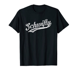 Rick and Morty Fan Art Team Schwifty T-Shirt