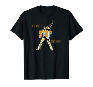 Queen inspired Don't stop me now Tshirt