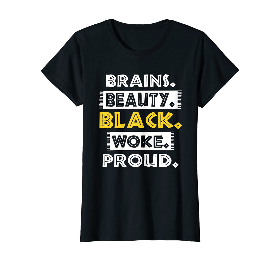 Funny shirts V-neck Tank top Hoodie sweatshirt usa uk au ca gifts for Dashiki Black History Shirt - Educated Melanin T shirt Gift 1146695