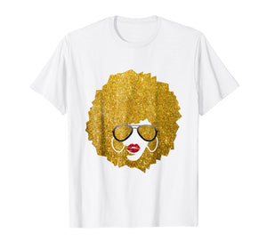 Funny shirts V-neck Tank top Hoodie sweatshirt usa uk au ca gifts for Black Girl Magic Shirt Black Lives Matter African Pride Tee 2126930