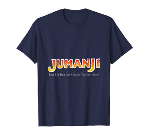 Funny shirts V-neck Tank top Hoodie sweatshirt usa uk au ca gifts for Jumanji Logo T-Shirt 2535935