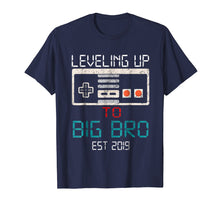 Laden Sie das Bild in den Galerie-Viewer, Promoted To Big Brother 2019 Shirt Leveling up to Big Bro