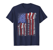 Laden Sie das Bild in den Galerie-Viewer, Funny shirts V-neck Tank top Hoodie sweatshirt usa uk au ca gifts for Jackson taylor esp hero us flag guitars t shirt for boys kid 204320