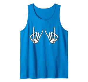 Sign Of The Horns Lover Design - For Cool Men And Women Tank Top