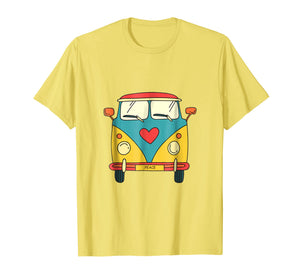 Funny shirts V-neck Tank top Hoodie sweatshirt usa uk au ca gifts for Vintage Hippie Bus - Cute Van T-Shirt 1168695