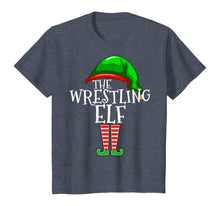 Laden Sie das Bild in den Galerie-Viewer, The Wrestling Elf Family Matching Group Christmas Gift Funny T-Shirt