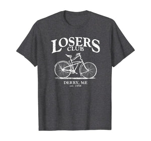 The Losers Club Derry Maine T-shirt