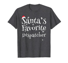 Laden Sie das Bild in den Galerie-Viewer, Santa's Favorite Dispatcher Perfect Christmas Gift T-Shirt