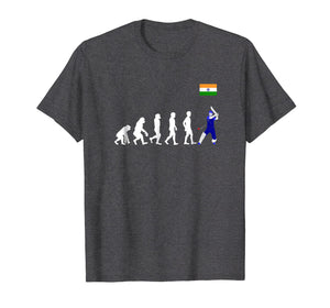Funny shirts V-neck Tank top Hoodie sweatshirt usa uk au ca gifts for Evolution of man into cricket player with Indian team Jersey 2573048