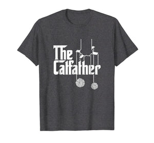 Funny shirts V-neck Tank top Hoodie sweatshirt usa uk au ca gifts for Funny The Catfather T-Shirt 1106218