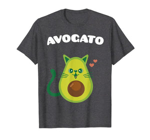 Funny shirts V-neck Tank top Hoodie sweatshirt usa uk au ca gifts for Avogato T-Shirt Funny Cinco De Mayo Cat And Avocado Gift 1365952
