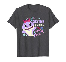 Laden Sie das Bild in den Galerie-Viewer, Sister Shark Shirt Doo Doo Doo Matching Family Pajamas