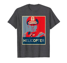 Laden Sie das Bild in den Galerie-Viewer, Funny shirts V-neck Tank top Hoodie sweatshirt usa uk au ca gifts for General Augusto Pinochet Helicopter Novelty Gift T-shirt 1194416