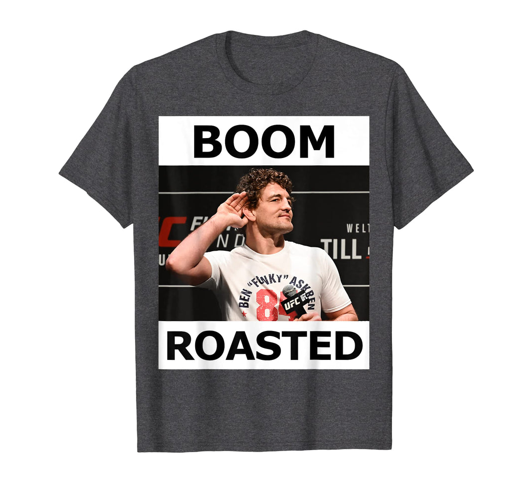 Funny shirts V-neck Tank top Hoodie sweatshirt usa uk au ca gifts for BOOM ROASTED Ben Askren USA T-Shirt 1334947