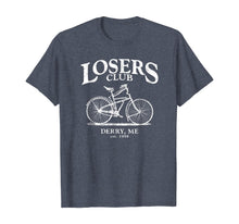 Laden Sie das Bild in den Galerie-Viewer, The Losers Club Derry Maine T-shirt